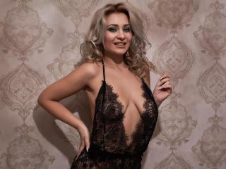 Bild p? den sexiga profilen av BlondeAshllye f?r en v?ldigt het liveshow i webbkameran!