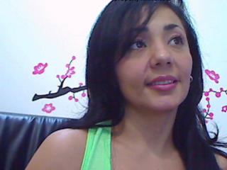 Photo de profil sexy du modèle CathyHorny, pour un live show webcam très hot !