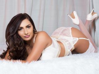 Velmi sexy fotografie sexy profilu modelky ClaraJoy pro live show s webovou kamerou!