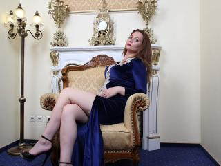 Picture of the sexy profile of ClariceBlis, for a very hot webcam live show !