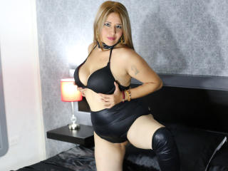 Foto de perfil sexy de la modelo GabrielaXtreme, ?disfruta de un show webcam muy caliente!