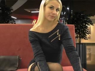 Picture of the sexy profile of KellySunder, for a very hot webcam live show !