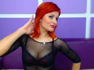 Photo de profil sexy du modèle RubyBeauDesireX, pour un live show webcam très hot !