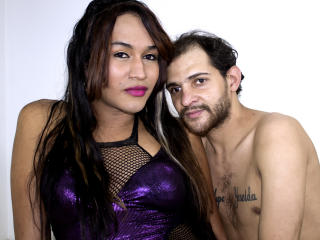 ShannyXTristan模特的性感個人頭像,邀請您觀看熱辣勁爆的實時攝像表演!