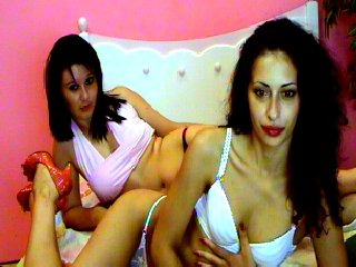Picture of the sexy profile of 2ChaudeS, for a very hot webcam live show !