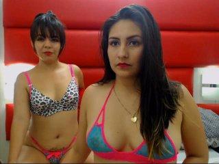 NatachaAndCarrie porn striptease