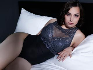 Photo de profil sexy du modèle AdrianaAnalis, pour un live show webcam très hot !
