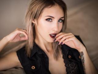 Model AmyYammy'in seksi profil resmi, çok ateşli bir canlı webcam yayını sizi bekliyor!