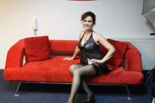 Picture of the sexy profile of Anastasia69, for a very hot webcam live show !