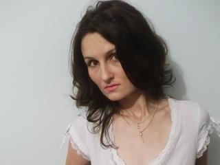 Foto de perfil sexy de la modelo AndryBelle, ¡disfruta de un show webcam muy caliente!