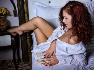 Velmi sexy fotografie sexy profilu modelky Anya pro live show s webovou kamerou!