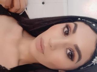 Hình ảnh đại diện sexy của người mẫu ArabellaSex để phục vụ một show webcam trực tuyến vô cùng nóng bỏng!