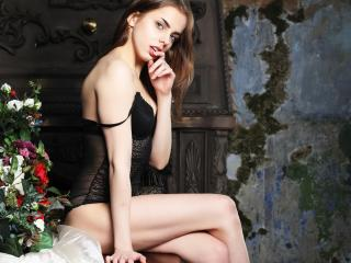Foto del profilo sexy della modella AshlieDean, per uno show live webcam molto piccante!