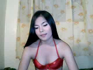 Picture of the sexy profile of AsianSquirter, for a very hot webcam live show !