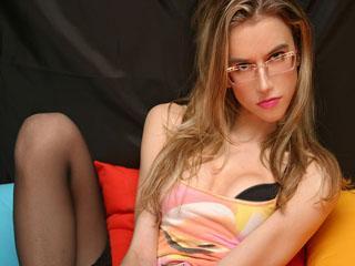 Velmi sexy fotografie sexy profilu modelky BeautyXXJulia pro live show s webovou kamerou!