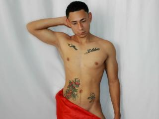 Picture of the sexy profile of BenjiTatoo, for a very hot webcam live show !