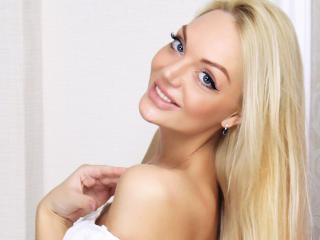 Foto van het sexy profiel van model BiancaV, voor een zeer geile live webcam show!