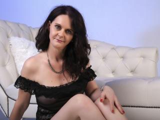 Velmi sexy fotografie sexy profilu modelky BrendaBelleForYou pro live show s webovou kamerou!