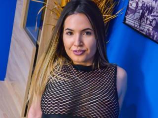 Hình ảnh đại diện sexy của người mẫu ChristineJo để phục vụ một show webcam trực tuyến vô cùng nóng bỏng!