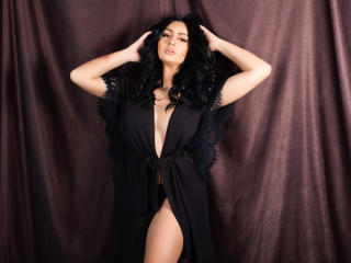 Sexet profilfoto af model ClaraJoy, til meget hot live show webcam!