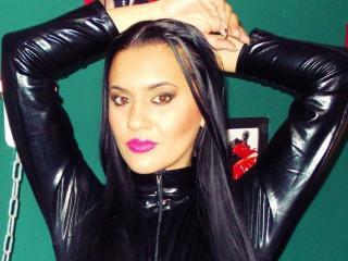 Velmi sexy fotografie sexy profilu modelky ClassyMistress pro live show s webovou kamerou!