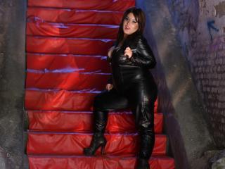 Photo de profil sexy du modèle CurvyBabeForU, pour un live show webcam très hot !