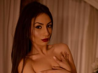 Photo de profil sexy du modèle DaliaFleur, pour un live show webcam très hot !
