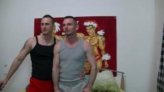 Picture of the sexy profile of DavidandDave, for a very hot webcam live show !