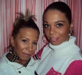 Sexy Profilfoto des Models DeuxChattes, für eine sehr heiße Liveshow per Webcam!