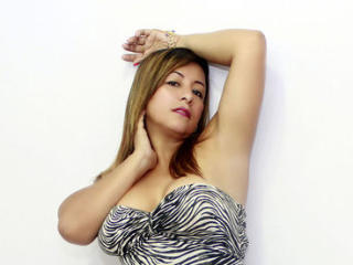Picture of the sexy profile of DhayanaX, for a very hot webcam live show !