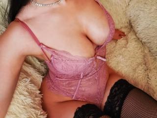 Foto de perfil sexy de la modelo DiaDiana, ¡disfruta de un show webcam muy caliente!