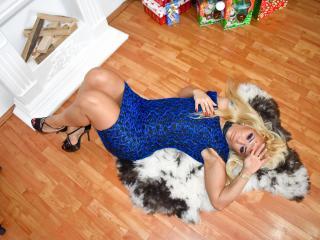 Velmi sexy fotografie sexy profilu modelky DiXLove pro live show s webovou kamerou!