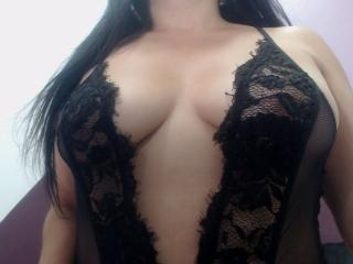 Picture of the sexy profile of DominantMistress, for a very hot webcam live show !