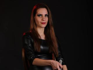 Foto de perfil sexy de la modelo DommeMichell, ¡disfruta de un show webcam muy caliente!