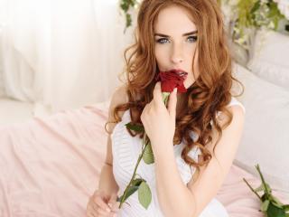 Model Egrett'in seksi profil resmi, çok ateşli bir canlı webcam yayını sizi bekliyor!