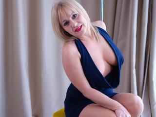 Velmi sexy fotografie sexy profilu modelky EmilyLowe pro live show s webovou kamerou!