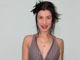 Velmi sexy fotografie sexy profilu modelky FeelForMe pro live show s webovou kamerou!
