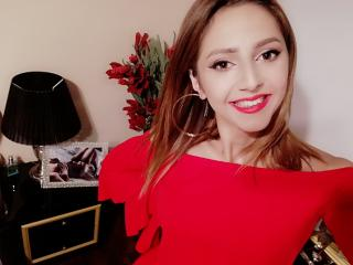 Picture of the sexy profile of FifiTaPuce, for a very hot webcam live show !