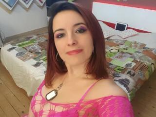 Velmi sexy fotografie sexy profilu modelky FrancaiseKelly69 pro live show s webovou kamerou!