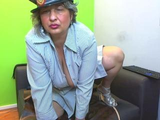 Sexet profilfoto af model Galiya, til meget hot live show webcam!