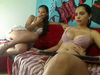 Picture of the sexy profile of GirlsLatins, for a very hot webcam live show !