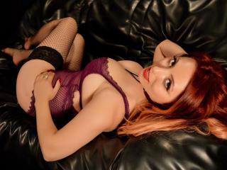 Velmi sexy fotografie sexy profilu modelky HeavenlyBeauty pro live show s webovou kamerou!