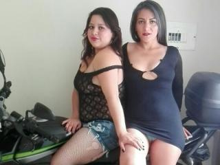Photo de profil sexy du modèle HotOnes, pour un live show webcam très hot !