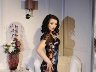 Velmi sexy fotografie sexy profilu modelky IntoKinkyFetish pro live show s webovou kamerou!