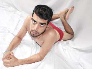 Picture of the sexy profile of JeronimoQ, for a very hot webcam live show !
