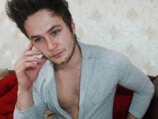 Picture of the sexy profile of JohnSnow, for a very hot webcam live show !