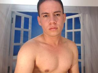 Picture of the sexy profile of JuanColomOne, for a very hot webcam live show !