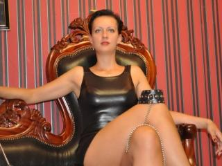 Sexy Profilfoto des Models LadyFreya, für eine sehr heiße Liveshow per Webcam!