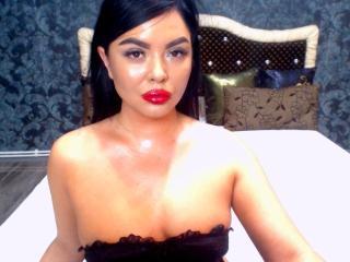 Hình ảnh đại diện sexy của người mẫu LadyVixie để phục vụ một show webcam trực tuyến vô cùng nóng bỏng!