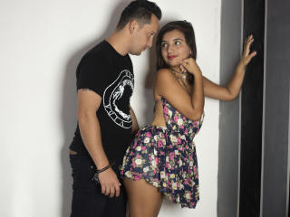 LorenMark - Cam hot with this Couple with toned body